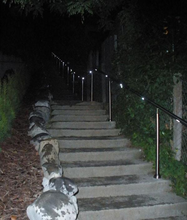 Led Beleuchtung Im Aussenbereich : Beispiele f?r flexo handl?ufe mit ...